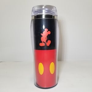 Disney Parks Mickey Mouse Travel Coffee Cup